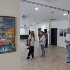 """Exhibition """"Challenges and Directions"""" in Burgas (photo)"""